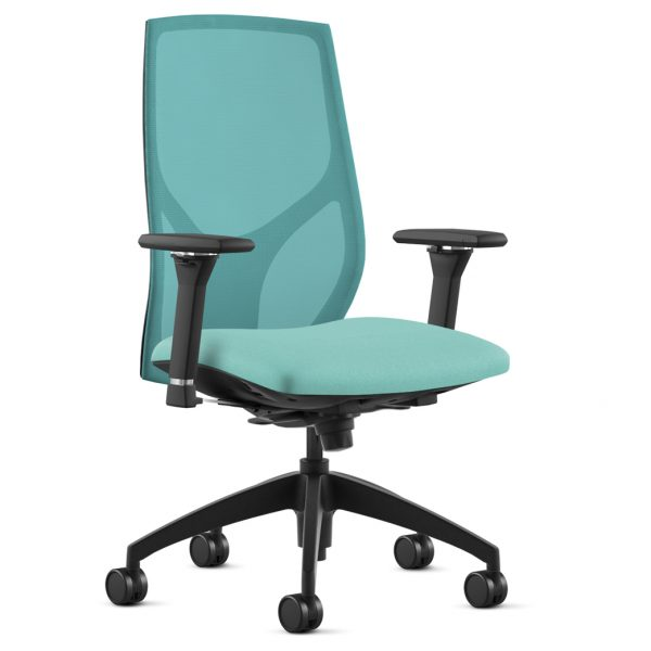 alan desk vault conference chair 9to5 seating