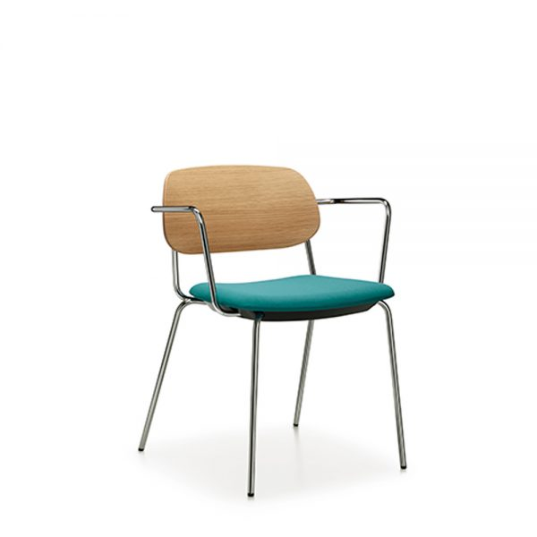 chips stacking chair keilhauer alan desk 1
