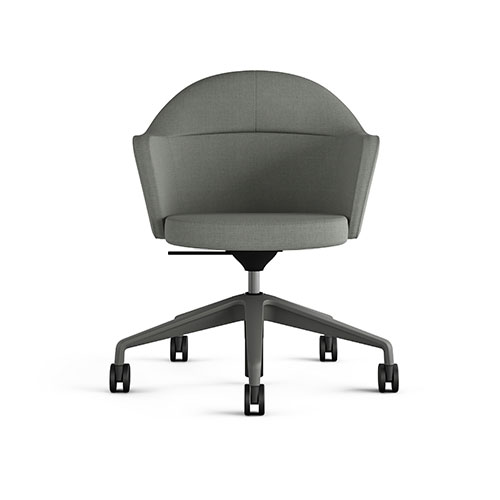collo keilhauer alan desk 45 <ul> <li>available in multiple textiles & com</li> <li>arm or armless option</li> <li>5 star aluminum base or nylon base available in black, warm grey, and dark grey</li> <li>available as a guest & lounge chair</li> </ul>