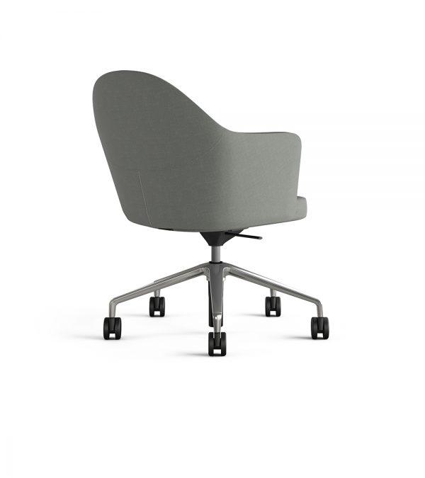 collo keilhauer alan desk 47 <ul> <li>available in multiple textiles & com</li> <li>arm or armless option</li> <li>5 star aluminum base or nylon base available in black, warm grey, and dark grey</li> <li>available as a guest & lounge chair</li> </ul>