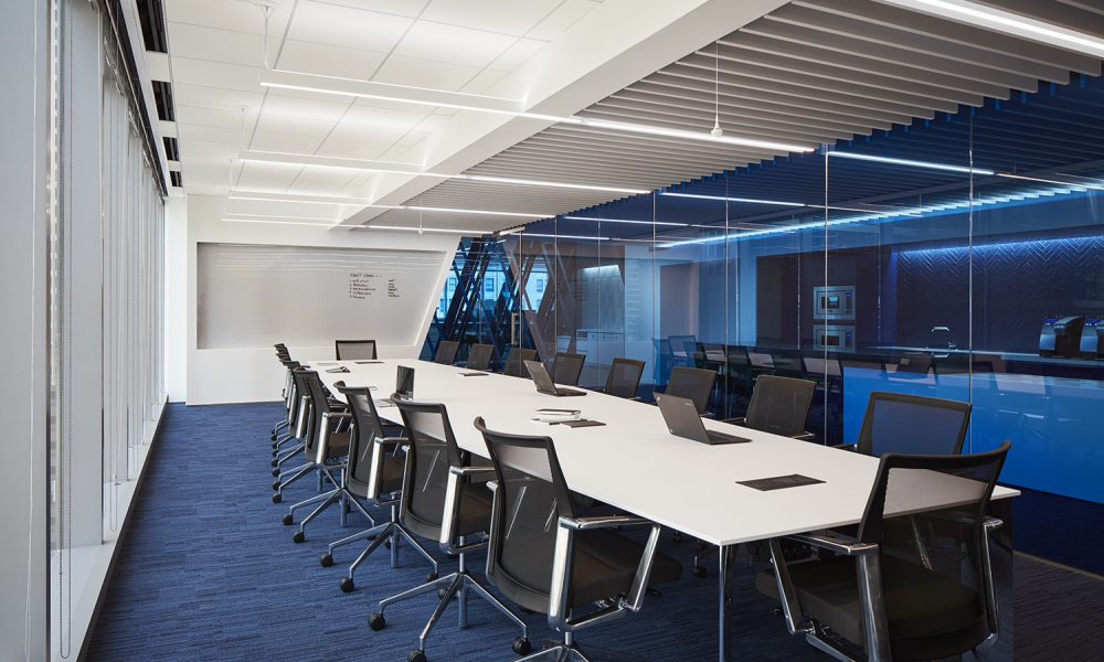 flow-conference-table-boat-shaped-bright-white-laminate-top-chrome-four-post-base-cna-headquarters-photography-tom-harris_md