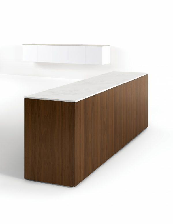 flow credenzas nucraft casegoods alan desk 11