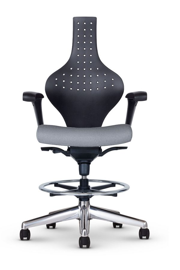 alan desk junior stool keilhauer