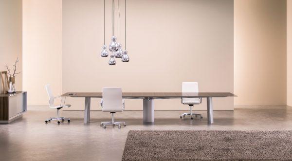 kai conference tables alan desk nucraft 10