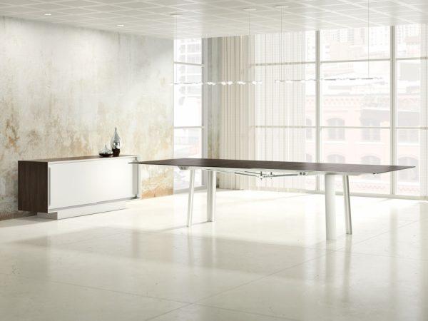 kai conference tables alan desk nucraft 30