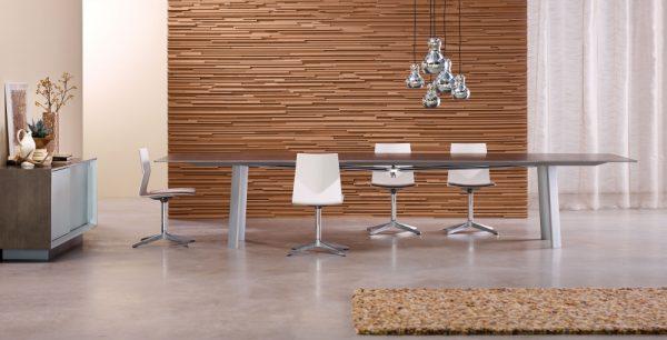 kai conference tables alan desk nucraft 8