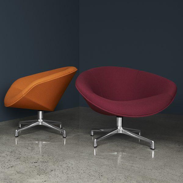 luno lounge seating keilhauer alan desk 2