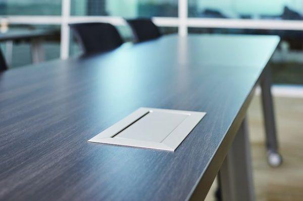 nucraft agility reconfigurable alan desk 11