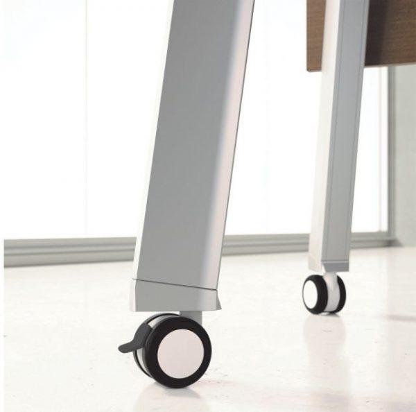 nucraft agility reconfigurable alan desk 9