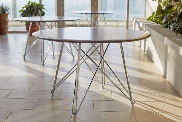 alan desk baja community table nucraft