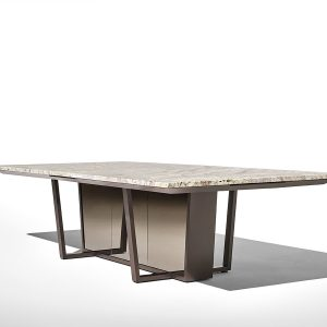 Alan Desk Crossbeam Table Nucraft