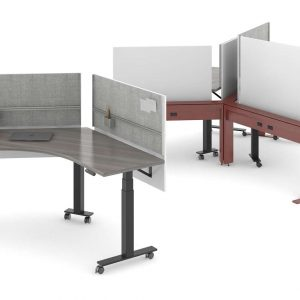 Alan Desk Agile Work Station OFS