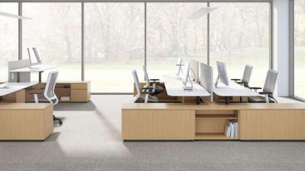 ofs aptos benching open plan alan desk 5