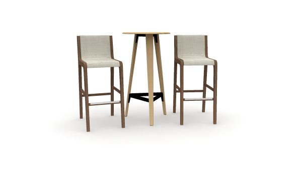 ofs bistro bar height table