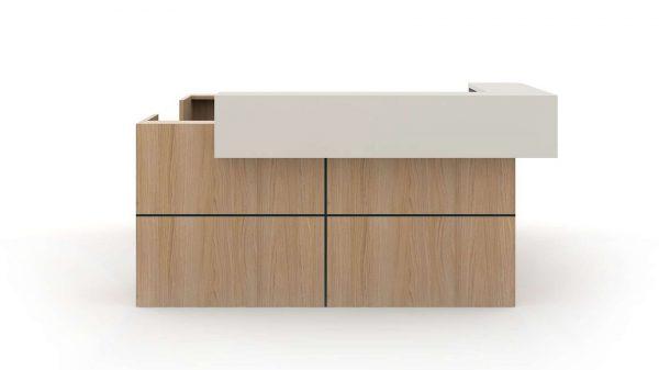 Alan Desk Element Reception Casegoods OFS