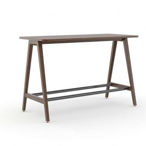 Alan Desk Eleven Wood Cafe/Dining Table OFS