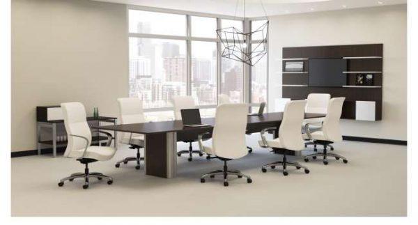 ofs intermix casegoods storage alan desk 10