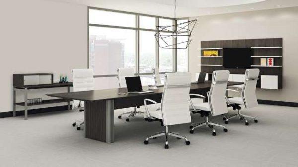 ofs intermix casegoods storage alan desk 11