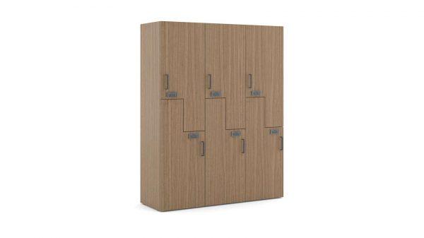 ofs intermix casegoods storage alan desk 7