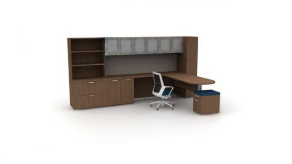 ofs pulse casegoods alan desk 13