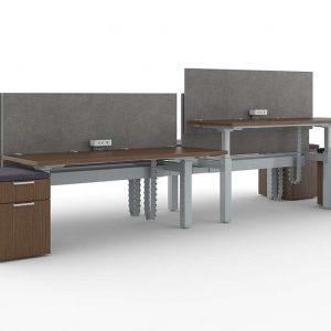 Alan Desk Range Benching Open Plan OFS