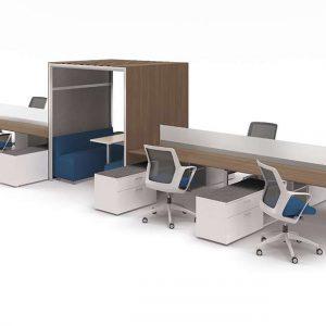 Alan Desk Re: Open Plan OFS