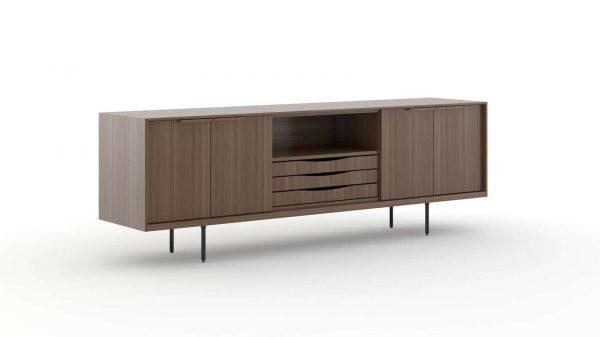 ofs rowen casegoods storage alan desk 10