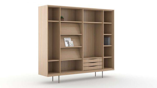 alan desk rowen storage casegood ofs