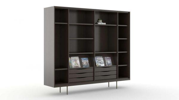 ofs rowen casegoods storage alan desk 7