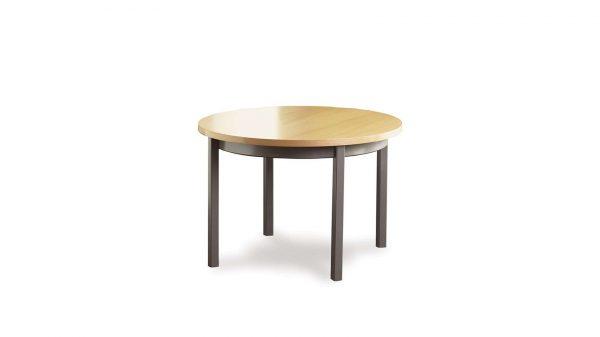 alan desk silvr ion metal