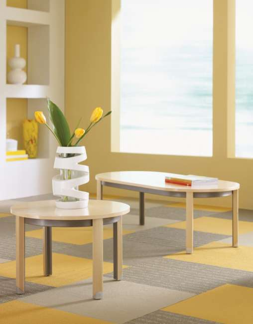 ofs silvr ion wood tables occasional alan desk 1
