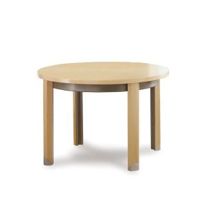 Alan Desk Silver Ion Wood OFS