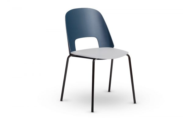 Alan Desk Stact Stacking/Nesting Chair Keilhauer