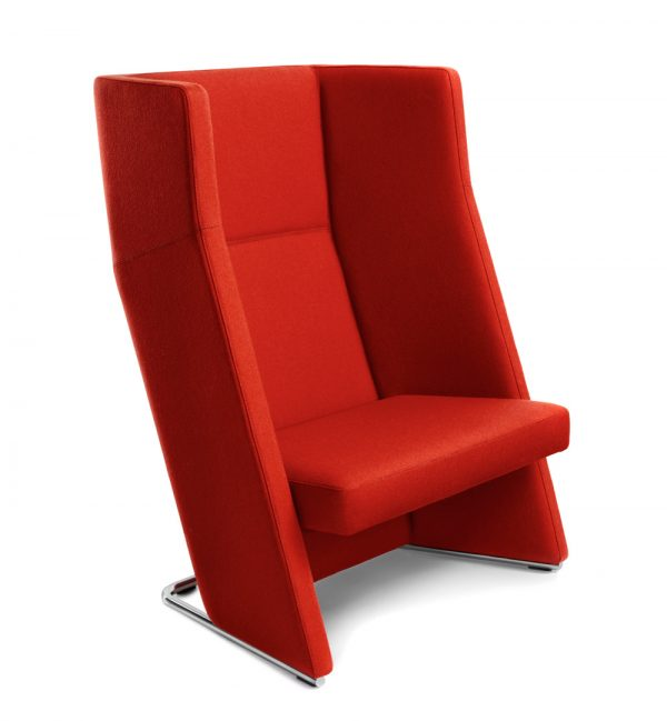 Alan Desk Talk Lounge Seating Keilhauer