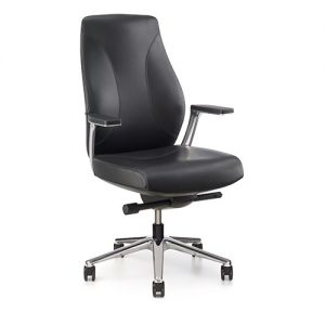 Alan Desk Unity Executive Chair Keilhauer