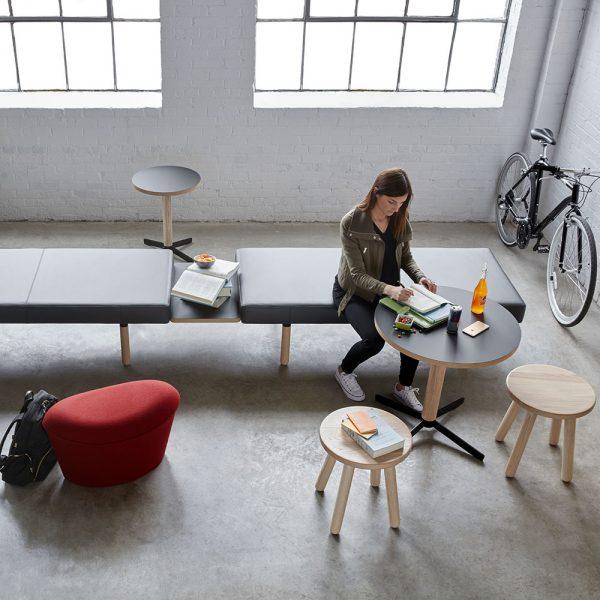 visit lounge seating keilhauer alan desk 5