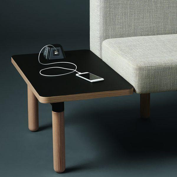 visit lounge seating keilhauer alan desk 6