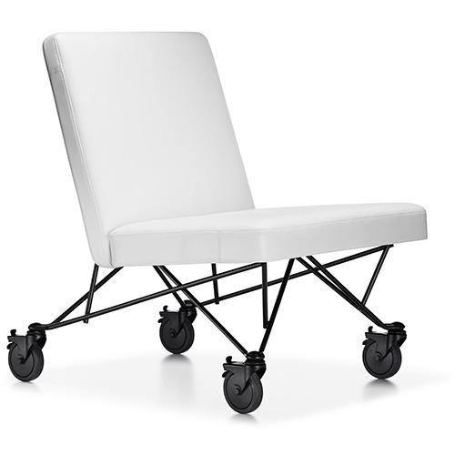 alan desk wheels lounge seating keilhauer