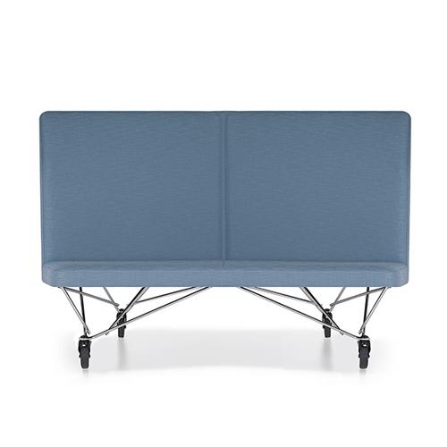 wheels lounge seating keilhauer alan desk 18