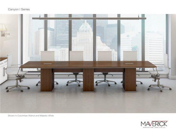 alan desk canyon conference series maverick