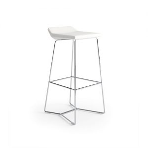 Alan Desk Cahoots Bar Stool Keilhauer