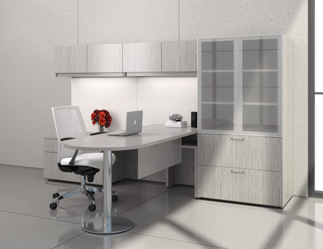 Alan Desk Artemis Private Office Krug