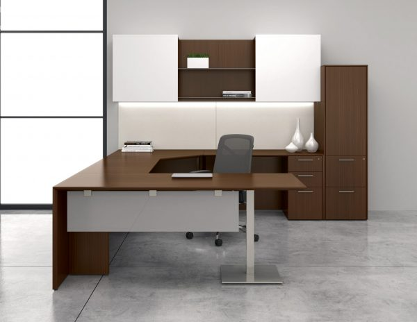 Alan Desk Latitude Private Office Krug