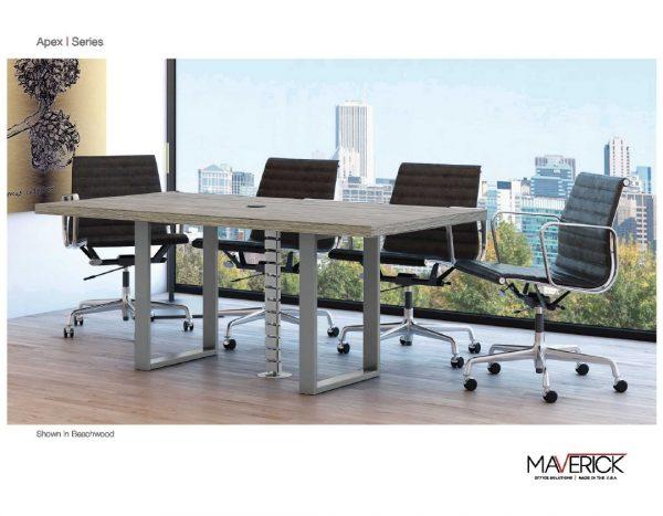 maverick apex modular desk stations benching privateoffice workstations alandesk 40 2