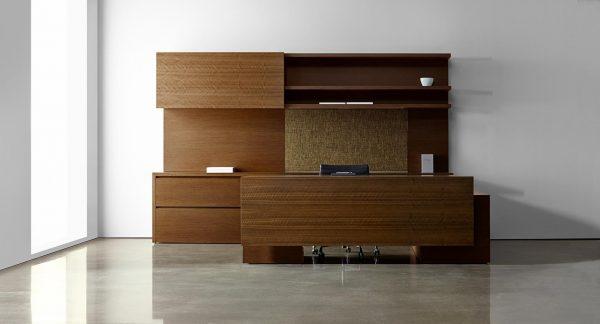 Alan Desk Millennia Private Office Halcon