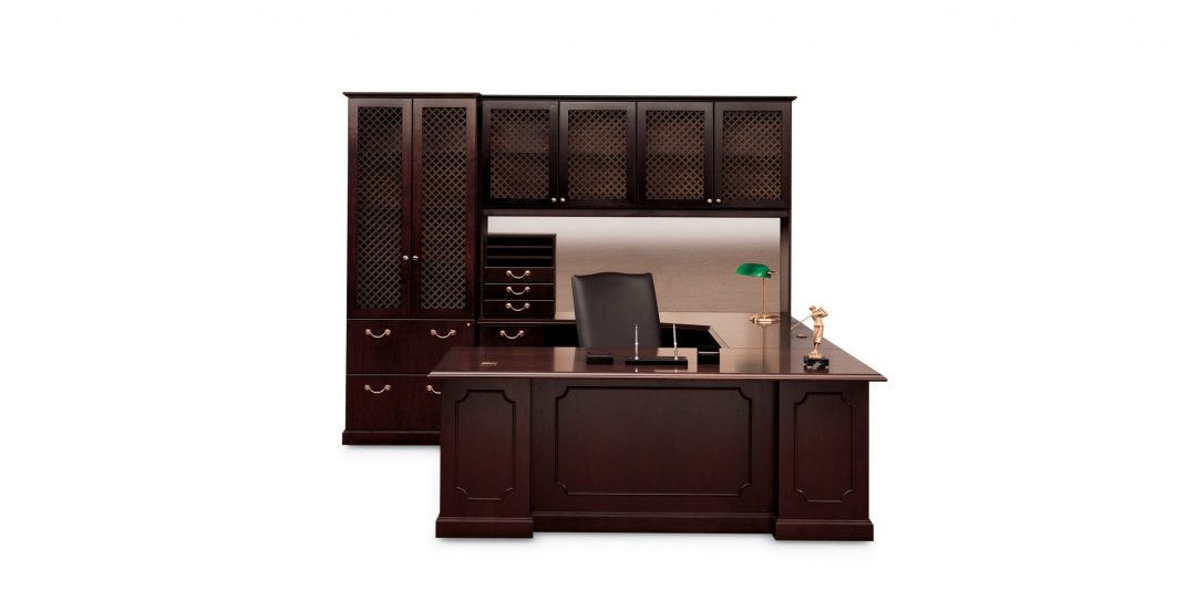 Alan Desk Stratford Private Office Krug