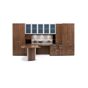 Alan Desk Vestrada Private Office Krug