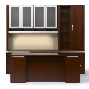 Alan Desk Cascade Collection Casegoods Coriander Designs