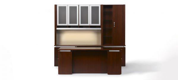 Alan Desk Cascade Collection Casegoods Coriander Designs