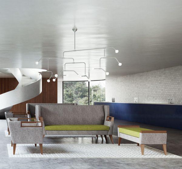 clarke wood lounge chair coriander desings alan desk 1